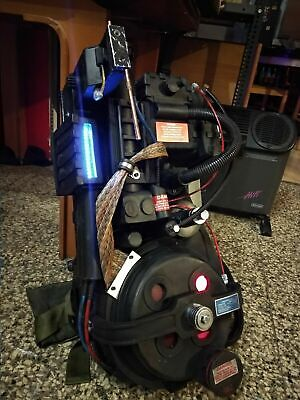 Proton pack for Matty gun light and sounds Ghostbusters zaini protonico
