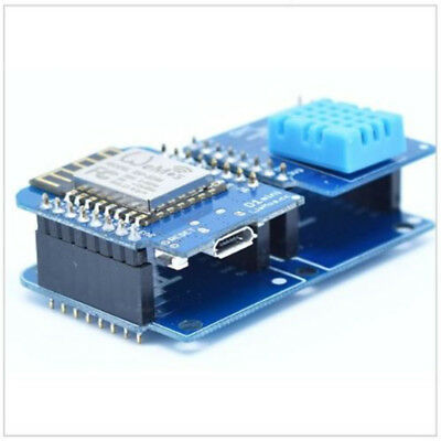 LED Matrix Shield V1.0.0 For Wemos D1 Mini ESP8266 Arduino ASS