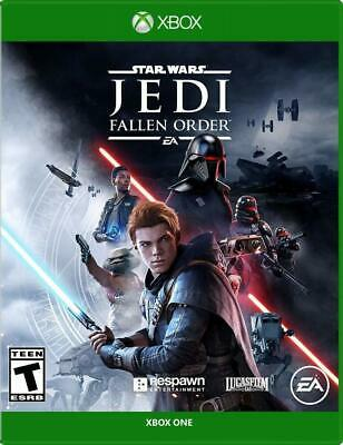 Star Wars Jedi : Fallen Order - Xbox One ( 2019 Game Sealed Brand New )