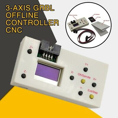 3Axis GRBL Offline Controller CNC LCD for 3-Axis CNC 3018PRO 1610 2418 3018