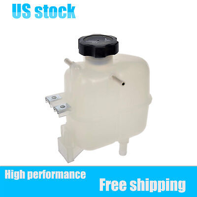 New Radiator COOLANT TANK Expansion Bottle w//Cap for 92-95 Civic 93-05 Del Sol