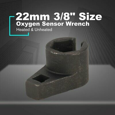 "22mm 3/8"" Oxygen Sensor Wrench Offset Removal Socket Tool Car Repairing"