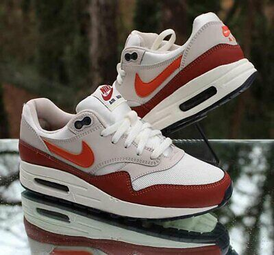 Details about KIDS NIKE AIR MAX 1 (PS) SAIL VINTAGE CORAL MARS STONE TRAINER 807603 103