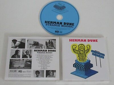 Herman Dune / Strange Moosic ( City Slang SLAN50003) CD Album