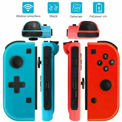 Inalámbrico Joy-Con Game Controller para Nintendo Switch Console Gamepad Joypad