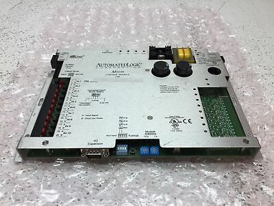 Automated Logic M0100 M-Line MultiEquipment HVAC Standalone Control Module AS IS