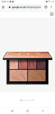 Nars Hot Nights Face Palette New Boxed