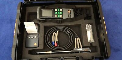 ⚠️👌 TESTO 325 M Flue Gas Combustion Analyzer With Printer  Tested Working