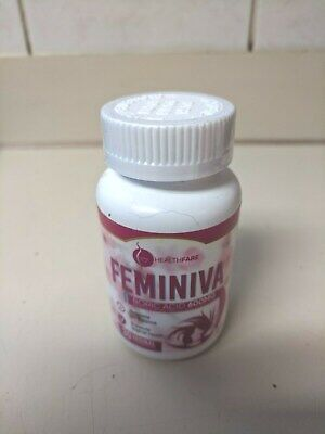 Feminiva Boric Acid Vaginal Suppositories Yeast Infection Treatment 600Mg 30 Ct