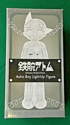 """Tezuka Productions Astro Boy Light-Up 8"""" Electronic Action Figure Loot Crate NIB"""
