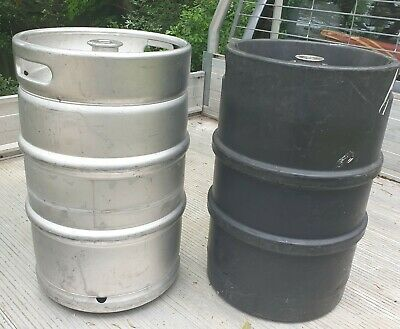 50 litre legal keg either style A or D in either Stainless or Black