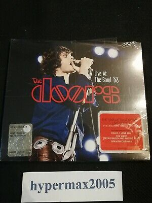 The Doors - Live At The Bowl '68 - Cd - Nuovo Sigillato
