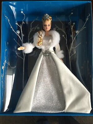 2003 Barbie Holiday Visions Winter Fantasy - First - Special Edition - Mattel
