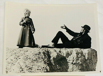 "The Little Prince Steven Warner Bob Fosse Movie Still Press Photo 7"" x 9"" B & W"