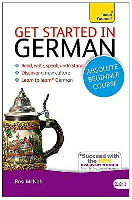 NEW - Get Started in German with Two Audio CDs: A Teach Yourself Course