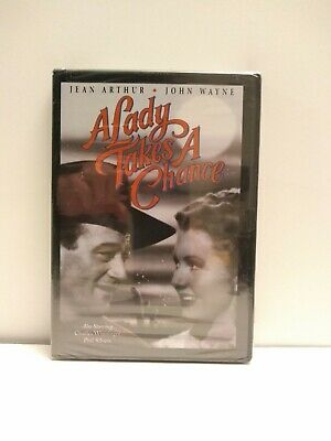 A Lady Takes a Chance (DVD Brand New Factory Sealed)