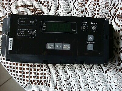 Whirlpool Oven Electronic Control Board - Part # W10173530