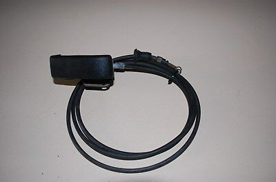 LAND ROVER DISCOVERY 2  - Bonnet Release Cable and Handle