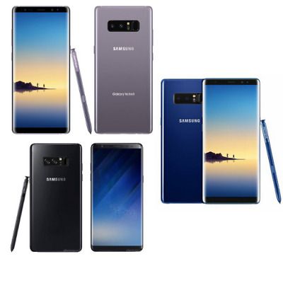 NEW Factory GSM UNLOCKED Samsung Galaxy Note 8 SM-N950U 64GB AT&T T-Mobile G950U