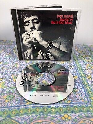 The  Last of the British Blues by John Mayall (CD, Feb-1993, One Way Records)