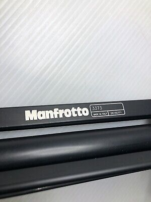 Manfrotto Photographic  tripod Stand model 3373