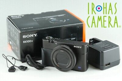 Sony Cyber-Shot DSC-RX100M5 Digital Camera With Box *JP Language Only #25425
