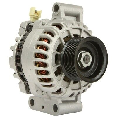 NEW ALTERNATOR HIGH OUTPUT 200 Amp 7.3L Diesel FORD F450 F550 SUPER D 99 00 01