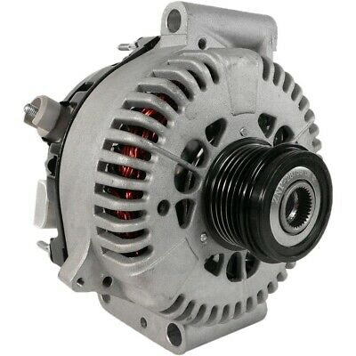 NEW ALTERNATOR HIGH OUTPUT 200 Amp 2.0L 2.3L FORD FOCUS 2005 2006  MT CALFORNIA