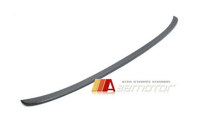 Carbon Fibre M5 Style Trunk Boot Spoiler Wing for 17-20 BMW G30 5-Series Saloon