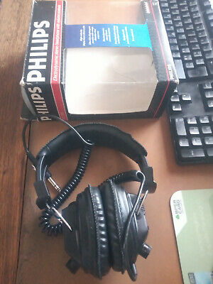 Cuffie stereo Philips SBC 3155 Vintage