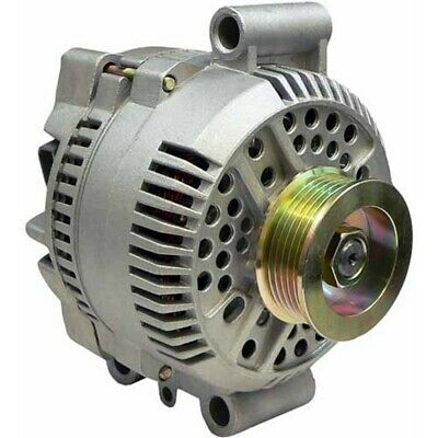 NEW ALTERNATOR HIGH OUTPUT 7.3L Diesel FORD F250 F350 TRUCK 95 96 97 98 -160 Amp