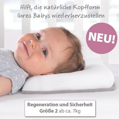 Theraline Baby Pillow Size 2 to from 7 kg Präventaiton & Security