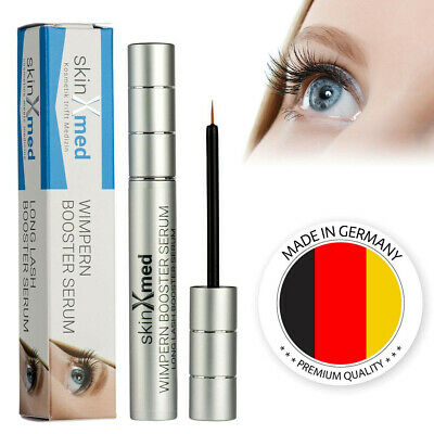 SkinXmed Wimpernserum | Long Lash Booster | Wimpern & Augenbrauen | 6ml