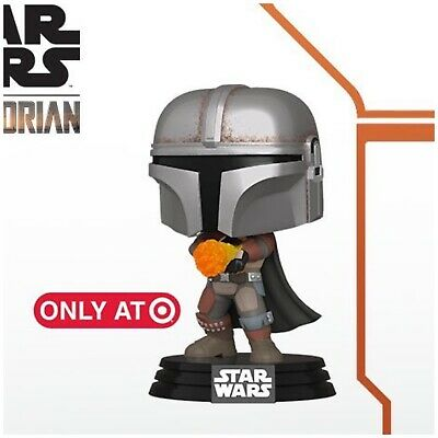 Funko Pop! The Mandalorian *Target Exclusive* Star Wars Preorder + Protector