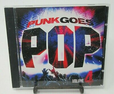 Punk Goes Pop: Volume 4, 2-Disc Music Cd Set, 23 Great Tracks, Fearless Records