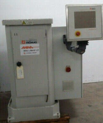 Fromag Mitts & Merrill CNCE50-A2-425-PPC CNC Keyseater, needs new CNC control
