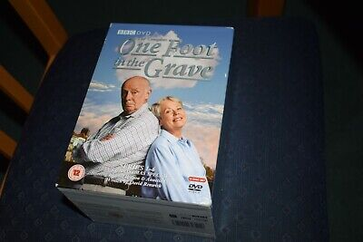 One Foot In The Grave - Series 1-6 BBC  (DVD, 2010, 12-Disc Set, Box Set)
