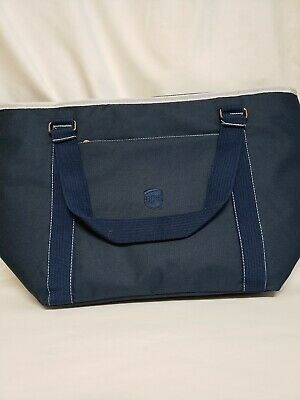 """ONIVA - a Picnic Time Brand Insulated Cooler Tote, Navy 22"""" x 13"""" x 9""""  New"""