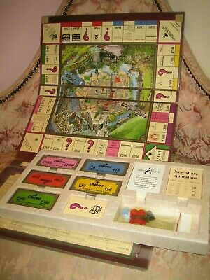 Cheltenham Challenge YMCA Vintage Project - Family Board Game + Free Mini Game