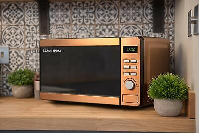 Russell Hobbs Digital Microwave - Copper