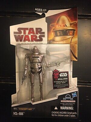"YVH-1 BAD Left Leg HASBRO Star Wars The Legacy Collection 3.75/"" Inch 2009 Loose"