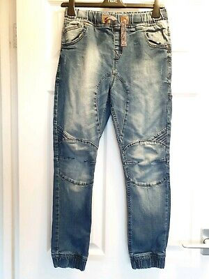 Excellent Condition Next Cuffed Jeans Age 12 Years