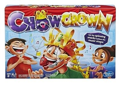 Chow Crown Game Hasbro Gaming party gift rrp £24.99