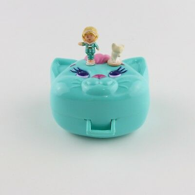 POLLY POCKET 1993 Cuddly Kitty *COMPLETE*
