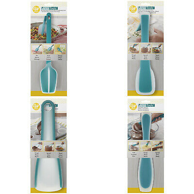 Wilton Versa-Tools Multi-Use Spatulas Cooking Baking Decorating Kitchen Utensils