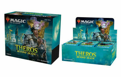 THEROS BEYOND DEATH Booster Box + Bundle Box Magic IN STOCK - FREE PRIORITY SHIP