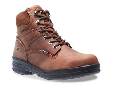 "Wolverine W10361 Mens Gallatin DuraShockså¨ 6/"" Steel-Toe Work Boot"