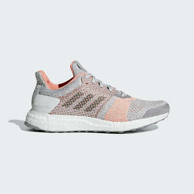 Details about New In Box Adidas Ultra Boost Rare Pink Camo Running Shoes Womens Size 9 F36128