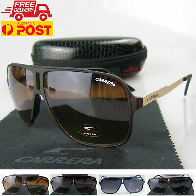 2020 NEW Carrera Men & Women Sunglasses Ruthenium Pilot Lens Eye Glasses