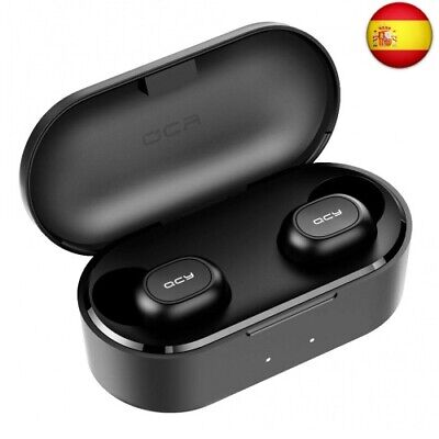 Auriculares Bluetooth 5.0, QCY Inalámbricos Auriculares Mini Twins Estéreo I